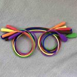 Acropolis Silicone laces for glasses