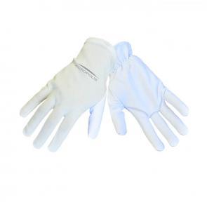Перчатки из микрофибры Акрополис РУ-1 белые
