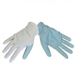 Microfiber gloves Acropolis RU-1 white